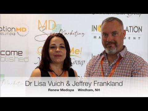 Dr. Lisa Vuich & Jeffrey Frankland - Renew MediSpa