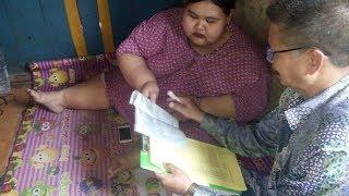 Selvia, Gadis Berbobot 179 Kg Akhirnya akan Kembali Bersekolah