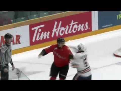 Mike MacLean vs. Montana Onyebuchi