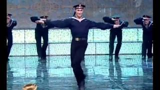 """Танец """"Яблочко"""", ансамбль танца Игоря Моисеева"""