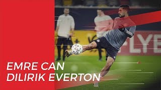 Emre Can Dilirik Everton setelah Tak masuk Skuad Maurizio Sarri