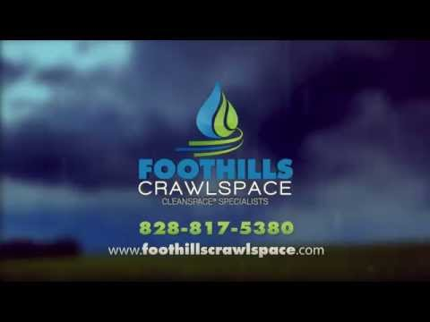 Our crews offer solutions that can repair, encapsulate and even insulate your nasty crawl space! Call Foothills Crawlspace now to schedule your free estimate.