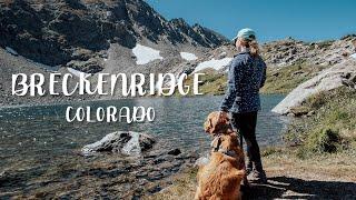 HIKING IN BRECKENRIDGE COLORADO // Mohawk Lake hiking vlog