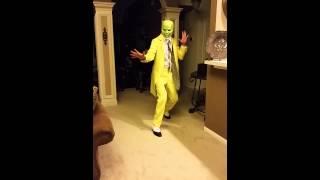Jim Carrey The Mask Costume