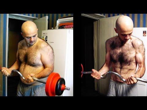 Сбросить лишний вес упражнения видео