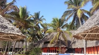 preview picture of video 'Hotel Kiwengwa Beach Resort, Zanzibar'