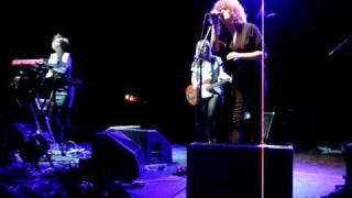 Those Dancing Days - Can't Find Entrance (live @ Cirkus - Stockholm, Sweden) 28.03.2011