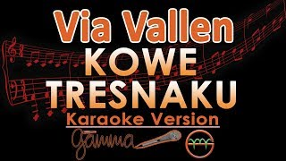 Gambar cover Via Vallen - Kowe Tresnaku KOPLO (Karaoke Lirik Tanpa Vokal)