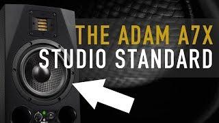 The ADAM Audio A7X Nearfield Studio Monitor