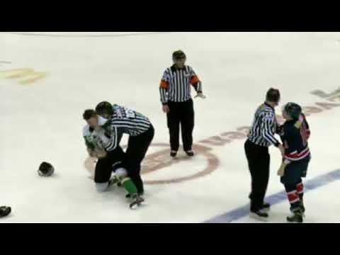 D-Jay Jerome vs. Tanner Sidaway