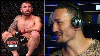 Max Holloway welcomes the challenge of Alexander Volkanovski | UFC 240 | ESPN MMA