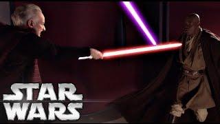Did Mace Windu Really Beat Palpatine - Star Wars Explained