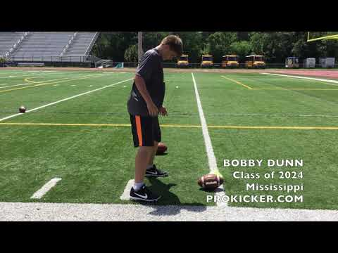 Bobby Dunn, Prokicker.com Long Snapper, Class of 2024