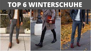 TOP 6 WINTER SCHUHE | STYLINGTIPPS |