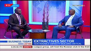 Steven Kuria-Kenya records growth in mining sector: Business today