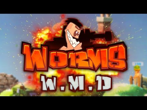 KILLING YOUTUBERS | Worms W.M.D #1