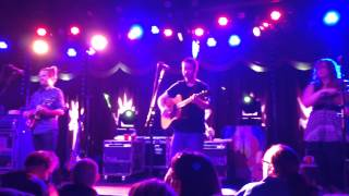 Yonder Mountain String Band- Stuck In The Middle With You- Brooklyn Bowl 11-15-14