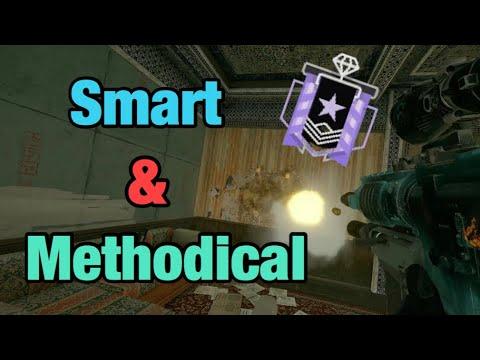 Smart & Methodical Plays - Rainbow Six Siege