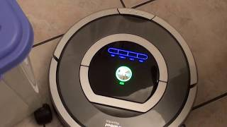 I Robot Roomba 780 vacuum REVIEW