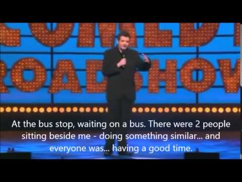 This Stand-Up Routine is as Funny as They Come!