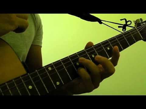 How to Play  E7 Guitar Bar Chord