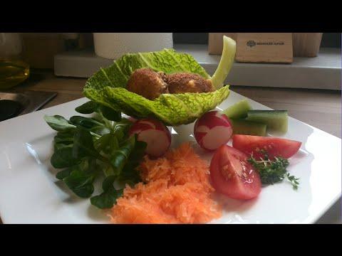 Die Salate für die Abmagerung die besten Rezepte und nützlich