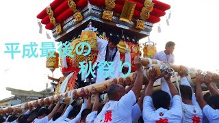 住吉神社(東嶋) 布団太鼓