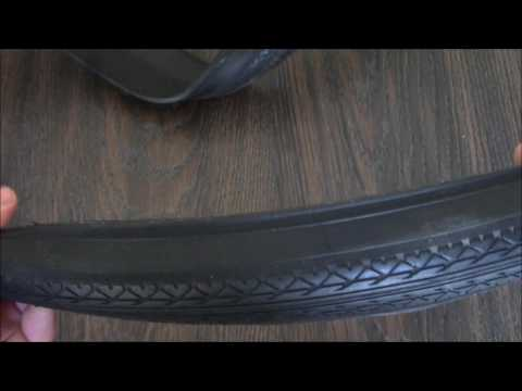 The Bell Inertia Kevlar Bicycle Tire Review