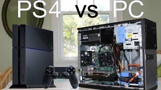 $200 Gaming PC vs PS4! (2016)