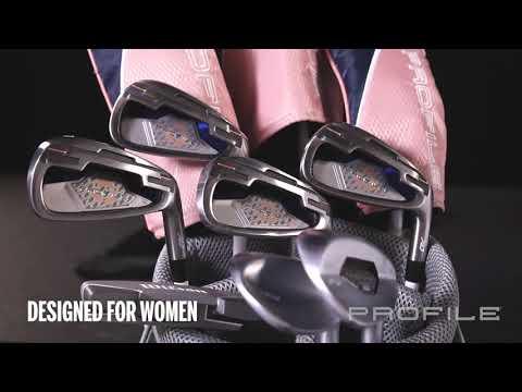 WIlson Golf - Profile Women's Complete Set