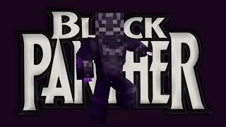 Slightly Insulting's Black Panther:To Be a King (Minecraft Superhero Short)