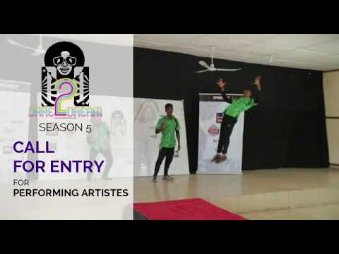 Call for entry guidelines for Performing Artistes