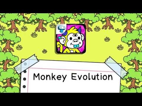 Vídeo do Monkey Evolution - Clicker