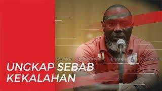 Persipura Kalah Kontra Persija Jakarta di GBK, Jacksen F Tiago Ungkap Penyesalan