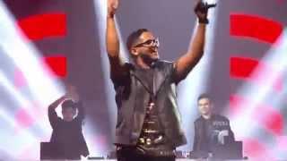 """3Ball MTY en el escenario de """"Yo Soy El Artista"""" con """"De las 12 a las 12"""" (VIDEO)"""
