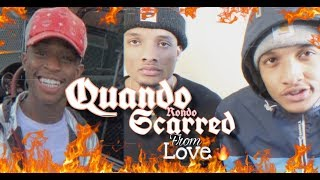 Quando Rondo   Scarred From Love (Music Video) | REACTION
