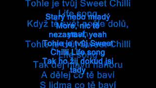 Ben Cristovao Sweet Chilli ( lyrics )