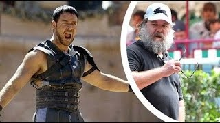 O que aconteceu com Russell Crowe ?