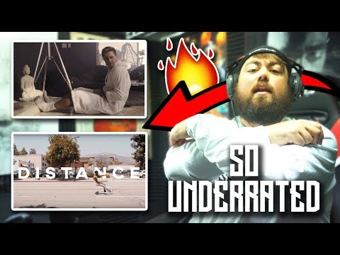 CRYPT REACTS to UNDERRATED RAPPERS (THEY ARE INSANE)