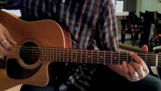 Unchanging (Chris Tomlin) - Acoustic Instruction