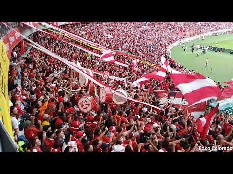 """Guarda Popular - INTER 0x1 Ceará - oh Inter"" Barra: Guarda Popular • Club: Internacional"