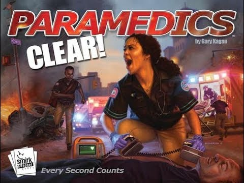 The Purge: # 1478 Paramedics: Clear!: A Real Time Adventure to Save Lives!
