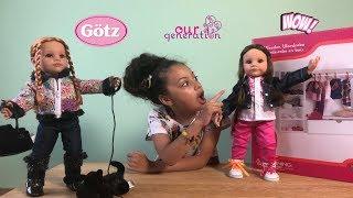 Our Generation Kleiderschrank Götz Puppen Zara Like Toys