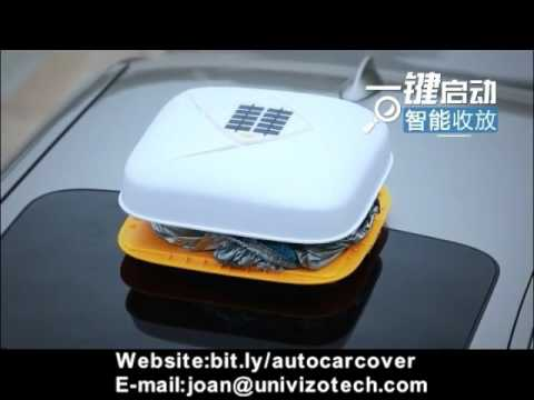 Automatic Car Covers Demo Video-1