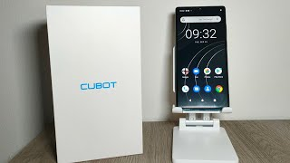 Cubot P40 Android Smartphone (Review)
