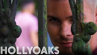 Ste's Far Right Group Are Being Watched | Hollyoaks