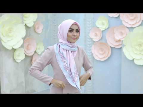 Video CARA MEMAKAI JILBAB SEGI EMPAT TERBARU | Tutorial Cara Memakai Jilbab Segi Empat