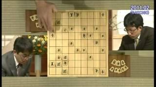 羽生マジック「羽生×佐藤」2011年