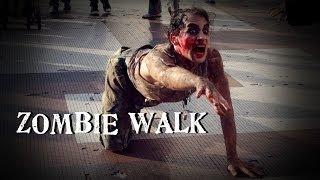 Zombie Walk 2013 - São Paulo, Brasil.
