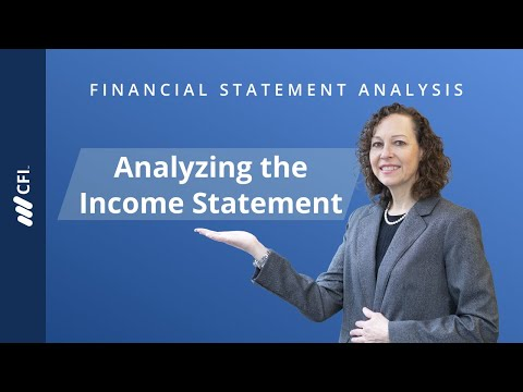 Financial Analysis Fundamentals - Course | Corporate Finance ...